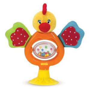 Emma Stick & Spin Highchair Toy