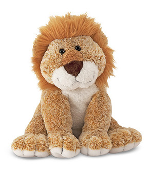Leroy Lion Cub Stuffed Animal