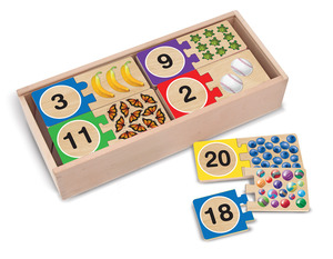 Self-Correcting Number Puzzles