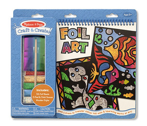 Craft & Create Foil Art