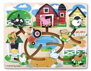 Farm Maze Puzzle
