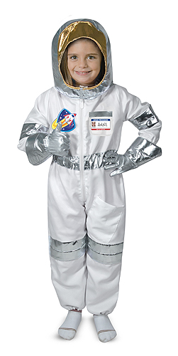 Astronaut Role Play Costume Set
