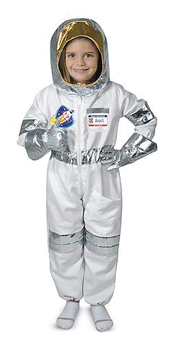 Astronaut Role Play Costume Set