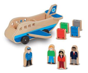 Wooden Airplane