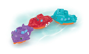 Maritime Mates Boat Parade Pool Toy