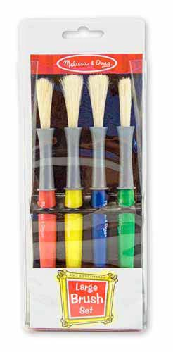 Large Paint Brush Set