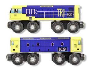 Locomotive & Diesel Engine