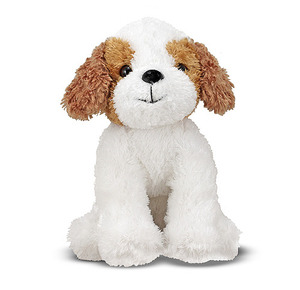 Jackson Jack Russell Terrier Puppy Dog Stuffed Animal