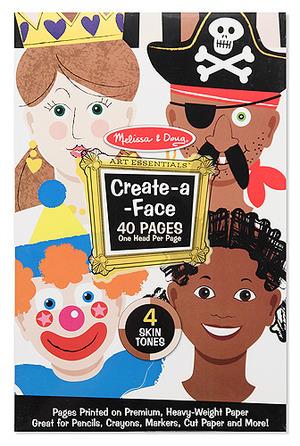 Create-a-Face Pad