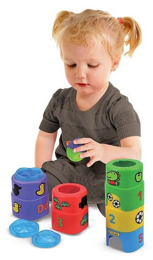 Smart Stacker Learning Toy