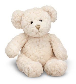 Pearl Teddy Bear Stuffed Animal