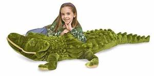 Alligator Giant Stuffed Animal