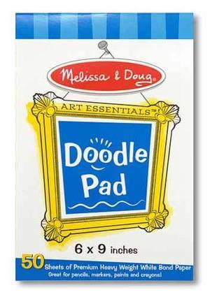 Doodle Paper Pad