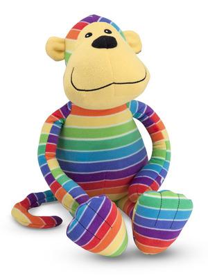 Mack Monkey Stuffed Animal