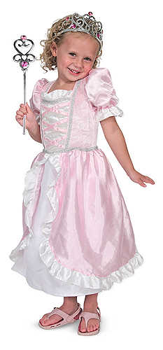 Princess Role Play Costume Set