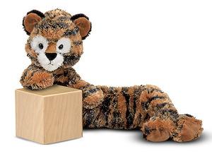 Longfellow Tiger Stuffed Animal