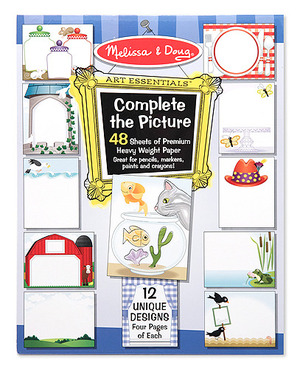 Complete the Picture Pad