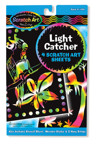 Scratch Art 