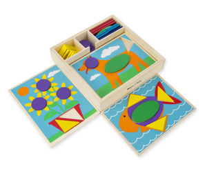 Beginner Pattern Blocks