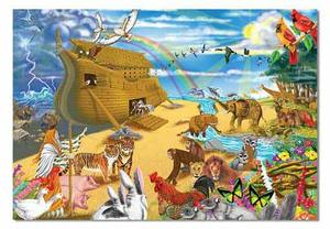 Noah's Ark Jigsaw Puzzle - 200 Pieces