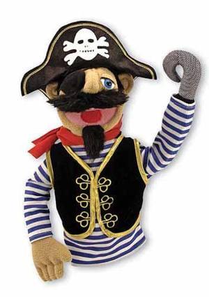 Pirate Puppet