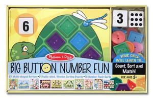 Big Button Number Fun