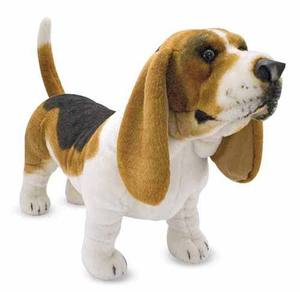 Basset Hound Dog Giant Stuffed Animal