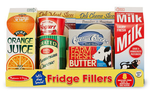 Let's Play House! Fridge Fillers