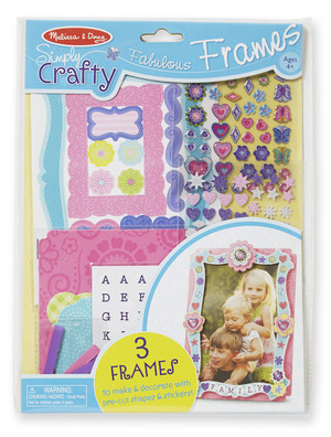 Simply Crafty - Fabulous Frames