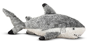Finn Shark Stuffed Animal