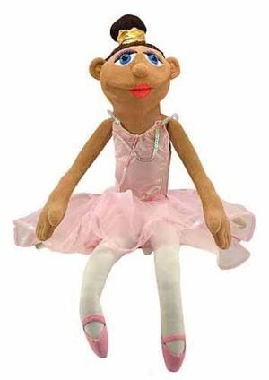 Ballerina Puppet