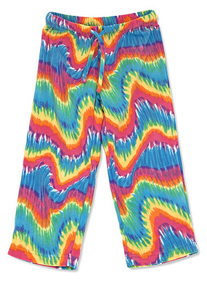 Beeposh Rainbow Lounge Pants (XS)