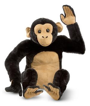 Chimpanzee Giant Stuffed Animal