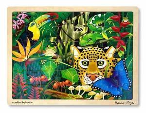 Rainforest Jigsaw Puzzle - 48 Pieces
