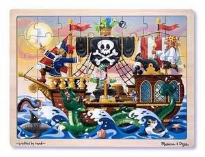 Pirate Adventure Jigsaw Puzzle - 48 Pieces