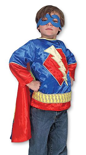 Super Hero Role Play Costume Set