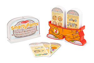 Smarty Pants - 2nd Grade Card Set