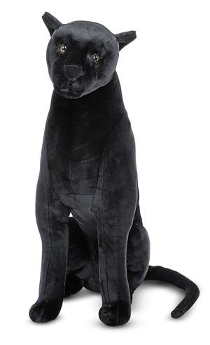 Panther Lifelike Stuffed Animal