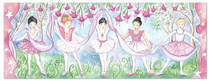 Bella Ballerina Floor Puzzle - 48 Pieces