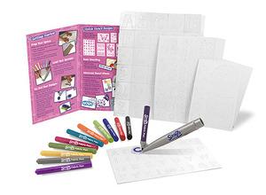 Sprayza Deluxe Fashion Airbrush Kit