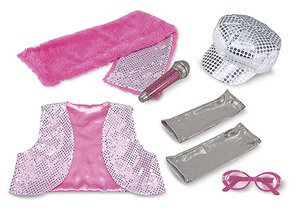 Glitz and Glam Role Play Collection