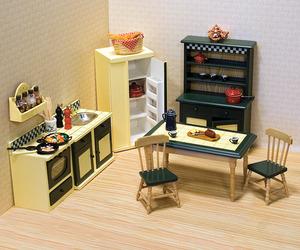 Kitchen Furniture Set