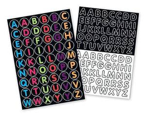 Trunki Alphabet Stickers