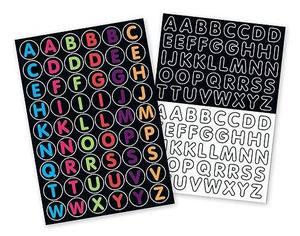 Trunki Alphabet Stickers