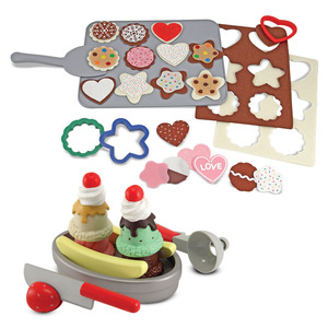 Dessert Duo Play Food Set