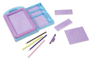 Princess Design Activity Kit