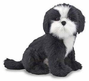 Shih Tzu Dog Giant Stuffed Animal