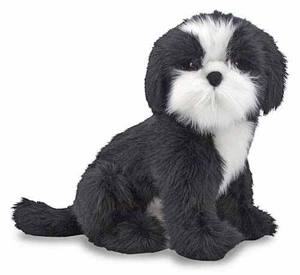 Shih Tzu Dog Giant Stuffed Animal