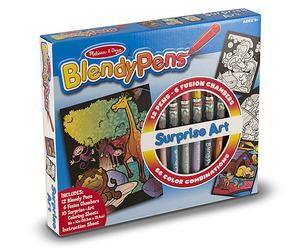 Blendy Pens Markers Surprise Art - 66 Colors