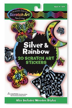 Scratch Art® Original Stickers